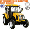 Agricoltura Tractor 60HP Driving a 4 ruote Agricultural Diesel Tractor