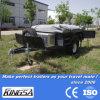 2013 Premium Dobra lateral fora da estrada Camper Reboque com certificação CE