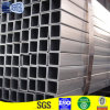 일반적인 탄소는 용접했다 직류 전기를 통한 정연한 강관 50X50mm (JCGS-01)를