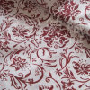 L'impression de polyester de toile de lin pour la maison sellerie