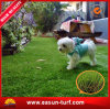 Erba artificiale di paesaggio del giardino del certificato dello SGS