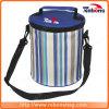 Heißer Verkaufs-gestreiftes Muster-Aluminiumfolie-Kühlvorrichtung-Mehrfarbenbeutel für Medikation