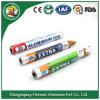 Papel de aluminio caliente del hogar de la venta del nivel superior resistente