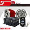 Het Grote AudioSysteem van uitstekende kwaliteit van de Autoped van de Versterker van de Motorfiets van de Macht