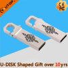 Bastone reso personale del USB dell'amo di marchio del Silkscreen per i regali creativi (YT-3258)