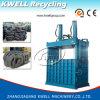 Heavy Duty de la empacadora de neumáticos usados Vertical/Desecho de la máquina empacadora de neumáticos