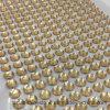 Glitter acrílico decorativo Scrapbooking de cristal da decoração da etiqueta da gema do Rhinestone da ação de graças de Chritmas que brilha para o carro decorativo