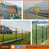 La sécurité professionnelle PVC Backyard panneau clôture à mailles métalliques