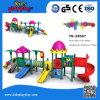 Kidsplayplayの新しいジャングルは演劇の無規準ゲームのプラスチック屋外の運動場をもてあそぶ