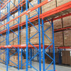 Rack de palete pesado industrial para armazenamento de armazém