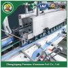 Nueva carpeta especial Gluer del cartón que viene que hace la máquina