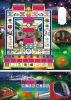 Slot machine del sottopassaggio, macchina a gettoni del gioco di gioco