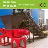 금속 페인트 물통 플라스틱 두 배 샤프트 슈레더 기계