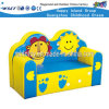 Mobiliário infantil cadeira de sofá duplo de couro para venda (HF-09808)