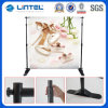 Exposition Pop up Wall Display Portable Backdrop Stand