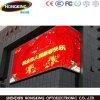 Aluguer de Alta Definição Piscina P8 Display LED para publicidade