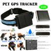 Perseguidor V26 do GPS Solar-Psto IP67 impermeável do animal/animais de estimação