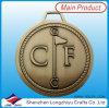 Medailles van de Marathon van de Medaille van het Medaillon van het Metaal van de Herinnering van de Douane van Texas de Vierkante Halve