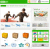Barato Express / serviço de courier da China (DHL, TNT, UPS)