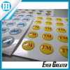 3D Waterproof Domed Stickers per Advertizing