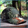 Mens personnalisé de haute qualité Camo Hat Cap