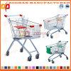 좋은 품질 슈퍼마켓 유럽 작풍 쇼핑 카트 트롤리 (Zht5)