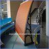 Sinaasappel 2.3mm5mm Polycarbonate Awnings voor Doors en Windows