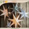 クリスマスのきらめきのペーパー星/星のちょうちん/ペーパー星ランプ