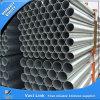 Tubo de acero galvanizado del hierro con buena calidad