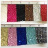 Gl-297 tissu paillettes brillantes décoratives de papier peint
