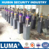 Maillon de chaîne en acier inoxydable mobiles T Haut Bollards Barrier Post