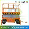 8m-12m Scissor elektrische mobile Luftder aufzug-Plattform