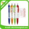 Stylos bille en plastique promotionnels colorés de bannière (SLF-LG002)
