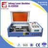 Machine van de Gravure van de Graveur van de Laser van de Desktop van de Verkoop van de fabriek de Directe