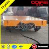 Coche plano eléctrico superior de Kpt 40t del fabricante de China