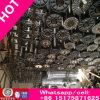 De rijken keren het Nederlandse Roestvrij staal Wiremesh van de Diameter 0.5*0.5 van het Weefsel om