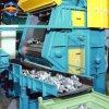 Captura de limpieza Limpieza de la máquina con correa Rubeer