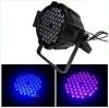 54pcsx Homei3w RGB PAR свет лампы светодиодного освещения
