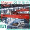 2016년 Shengqi 제조자 20 톤 드는 자석 천장 기중기