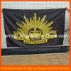 Изготовленный на заказ напольное горячее знамя соотечественника сбывания