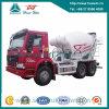Sinotruk HOWO 6X4の具体的なミキサーのトラック6 CBM