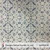 Novo Geometic espesso tecido cadarço de algodão (M3425)
