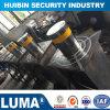 Novo Manual Gate Barreira do braço utilizado no aeroporto de corrimão Fueiros Fila decorativa de Metal Tração estática