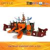 Piraten-Lieferungs-Serien-Kind-im Freienspielplatz-Gerät