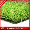 Alfombra artificial del césped del balompié de la hierba del balompié natural