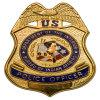 Prime de promotion de la police américaine d'un insigne Ambulance Association Brassard Avenger génial