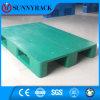 Pálete plástica elevada da capacidade de carga do uso do armazenamento do armazém do fornecedor de China