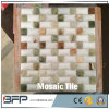 Mosaico Polished natural del mármol del Multu-Color para el diseño interior del suelo