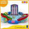 Parque de atracciones inflable del agua del pulpo del equipo del parque del Aqua con la diapositiva y la piscina (AQ01773)