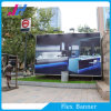 PVC satinado mate y Flex Banner para la impresión digital